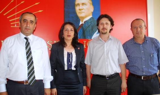 CHP'de Kadın Başkan Kılıç seçildi!
