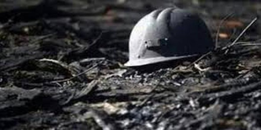 Maden işçilerinden iş bırakma eylemi