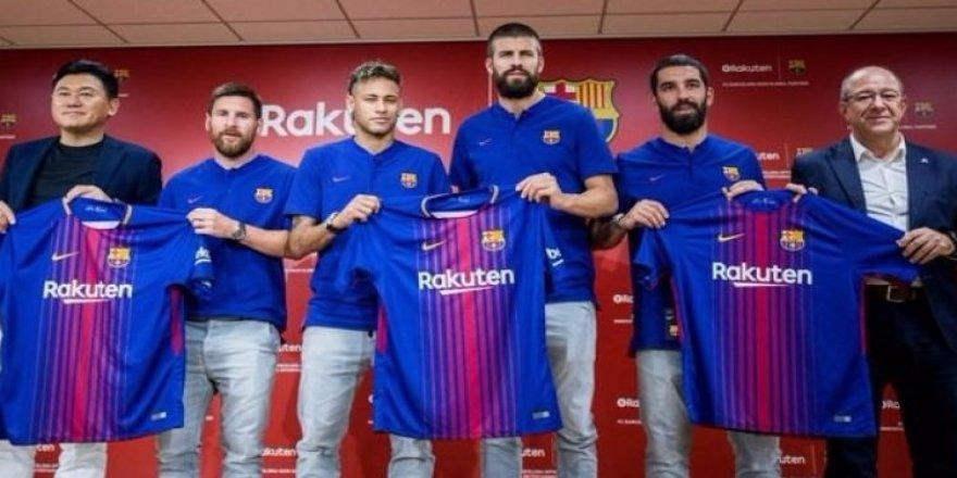 Barcelona'dan tarihi rekor!