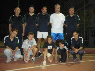 Güzeltepe'de voleybol heyecanı devam ediyor!