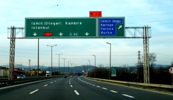 Gebze TEM yolu trafiğe kapanıyor!