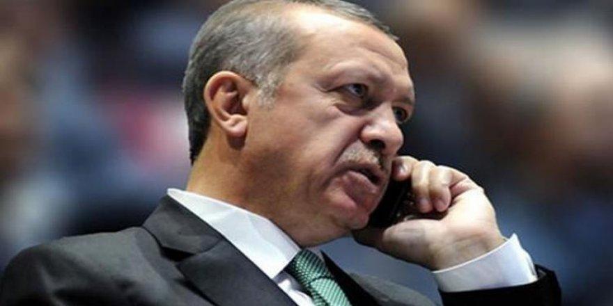Erdoğan'dan CHP'li vekile teşekkür telefonu