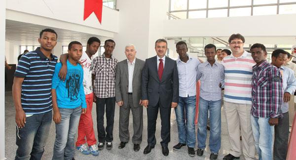 Köşker'den Türkçe Olimpiyatları'na davet!