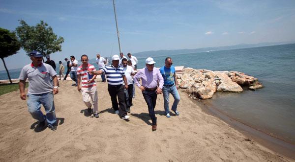 Kocaeli Halkı sahillere akın edecek!