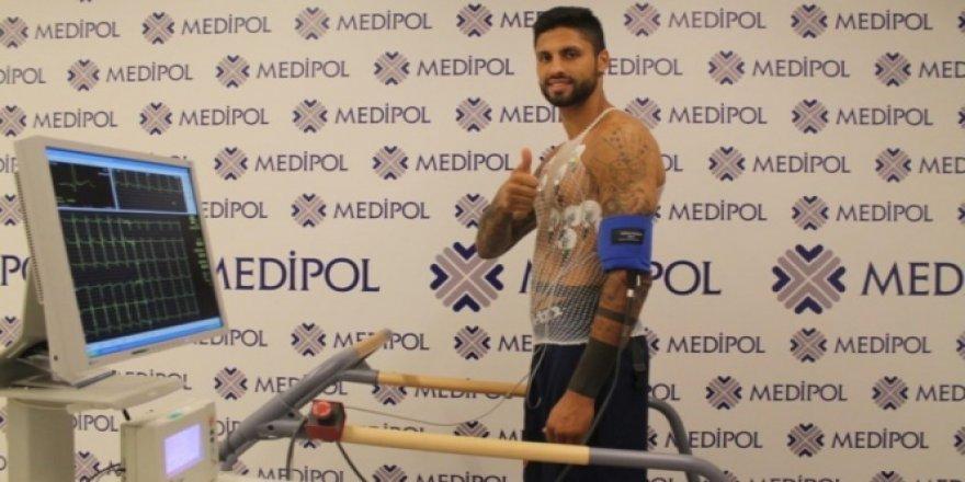 Manuel Marouan da Costa sağlık kontrolünden geçti !