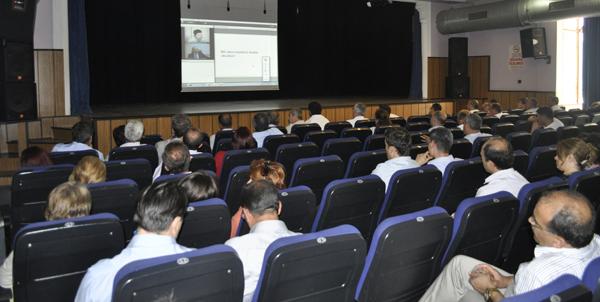 Kırklareli'de e-konferans!