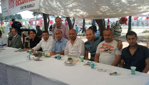 HAS Parti Sivaslılar'la buluştu!