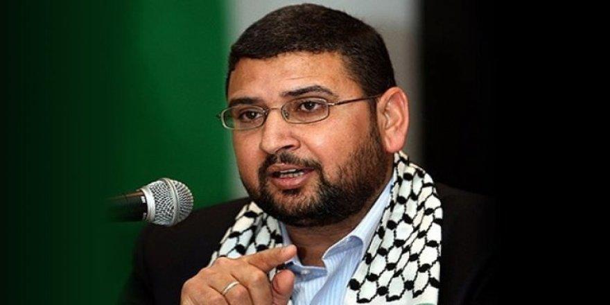 Filistin'in hamlesine Hamas'tan ilk tepki!