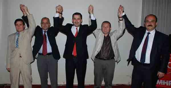 MHP ve CHP'de geri sayım başladı