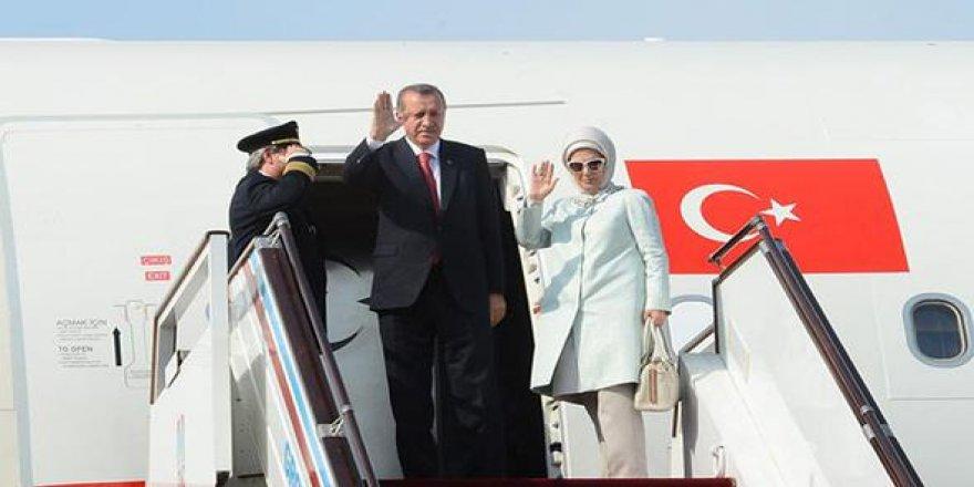 Cumhurbaşkanı Erdoğan, Cidde'de