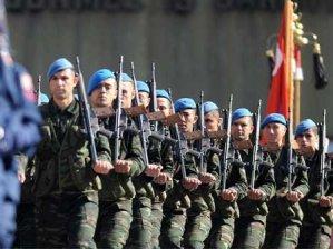 TSK'daki asker sayısı açıklandı!