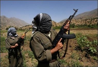 PKK yol işçilerini kaçırdı!