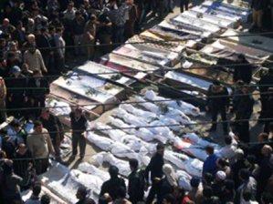 Suriye'de akan kan durmuyor!