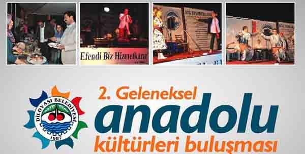 Anadolu Kültürleri Dilovası'nda buluşuyor!