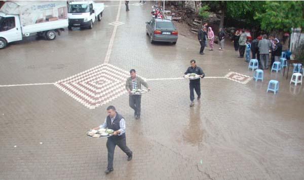 Yağmur duasından sonra yağmur yağdı!