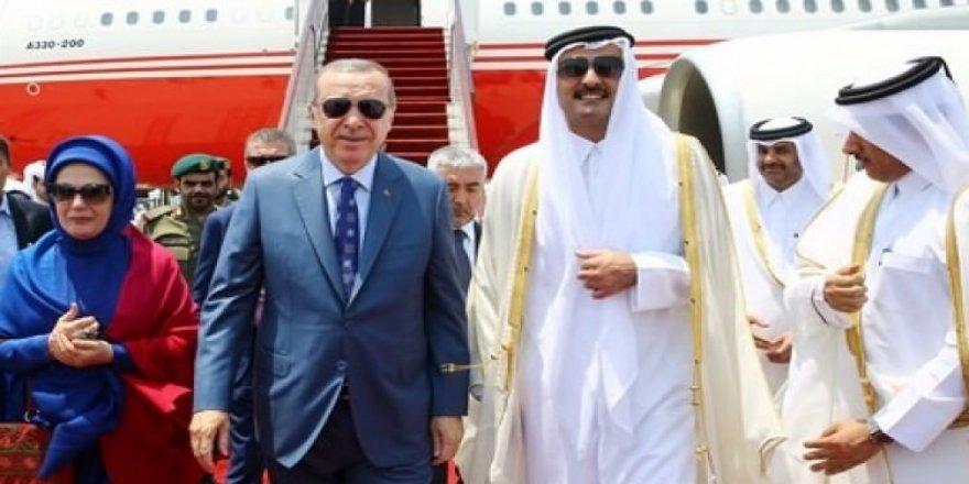Katar'dan Türkiye mesajı!