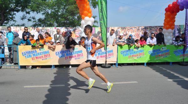 Çayırova Maratonu'na rekor katılım!