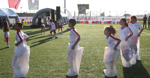Çocuk Oyunları Çayırova'da gerçekleşti!