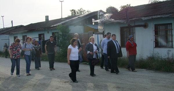 STK'lar ve siyasiler  depremzedeler için bir araya geldi!
