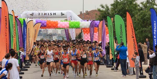Binlerce atlet Çayırova'da koşacak!