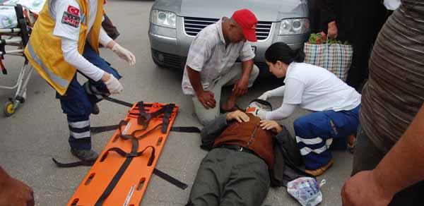 Bursa'da 2 ayrı kaza: 7 yaralı!