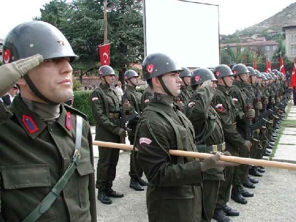 Askerler özel olarak korunacak!
