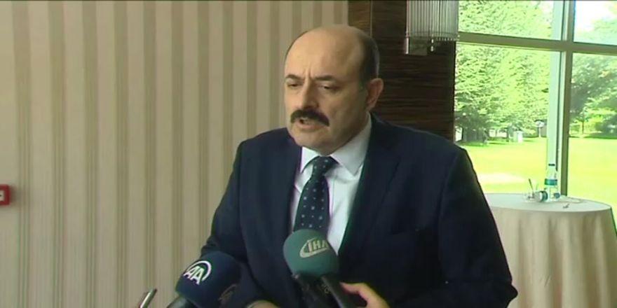 Yök Başkanı Saraç'tan 'Yardımcı Doçentlik' Açıklaması