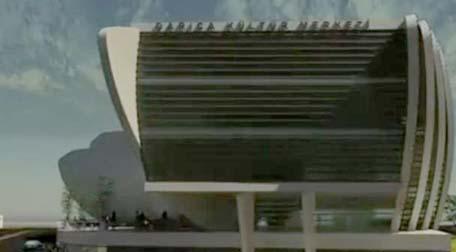Darıca Kültür Merkezi ihaleye çıkıyor!
