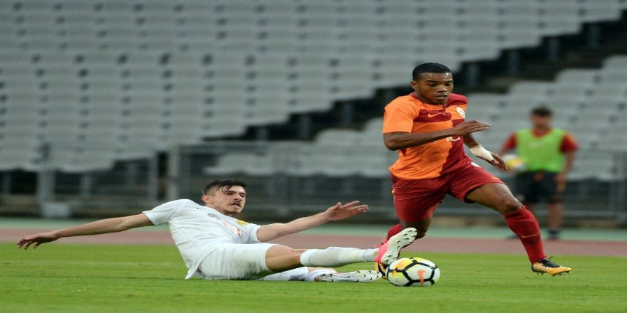 Galatasaray'dan Başarılı Prova