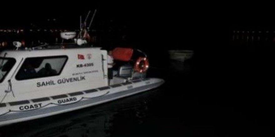 Göçmenleri taşıyan bot battı: 6 ölü