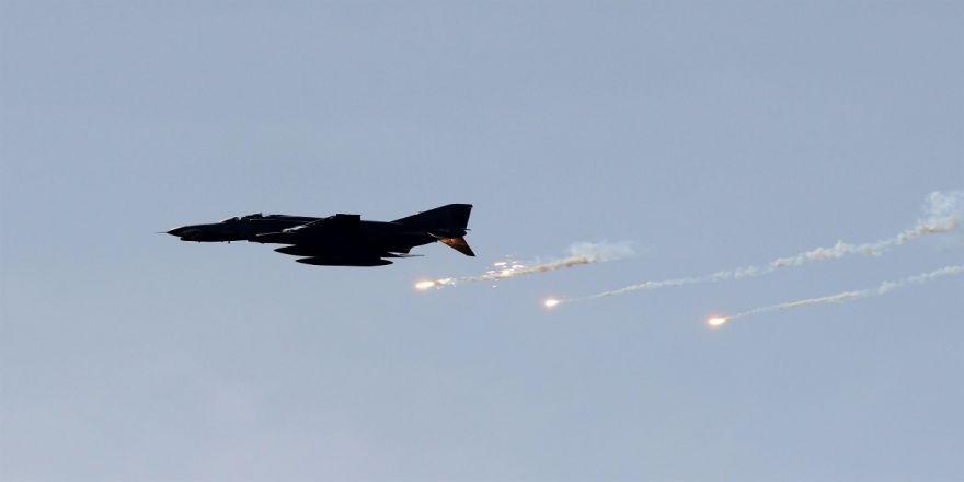 Kuzey Irak'ta 4 Terörist Etkisiz Hale Getirildi