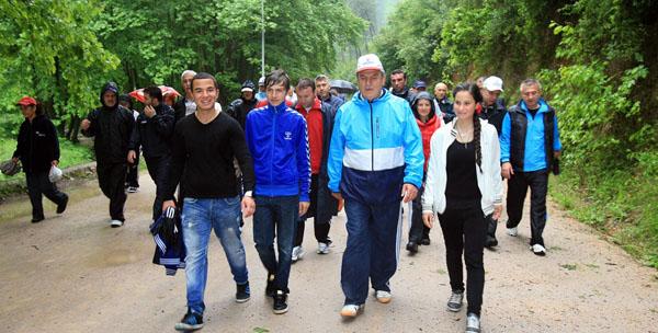 Yağmur Karaosmanoğlu'nu durduramadı!