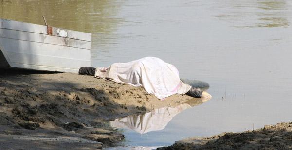 İntihar eden kadının cesedini balıkçılar buldu!