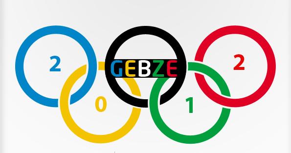 Gebze'de Olimpik Koşu heyecanı!