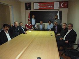MHP'den Sanayi Kooperatifi'ne destek!