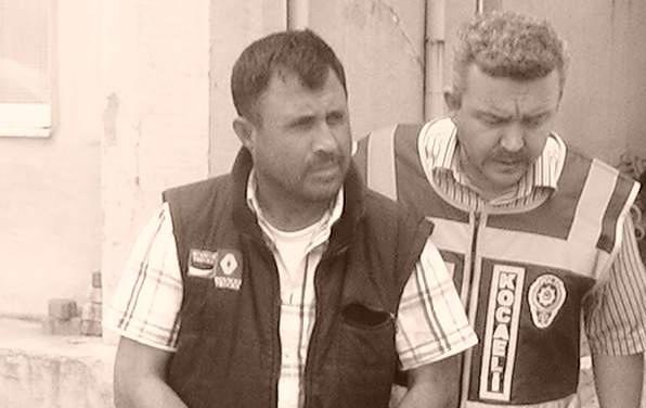 TIR sürücüsü Gebze'de yakalandı!