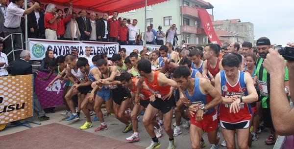 Atletizmin kalbi Çayırova'da atacak!