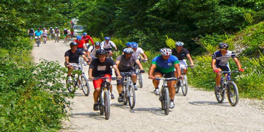 Bisiklet Turlarına İlgi Gün Geçtikçe Artıyor