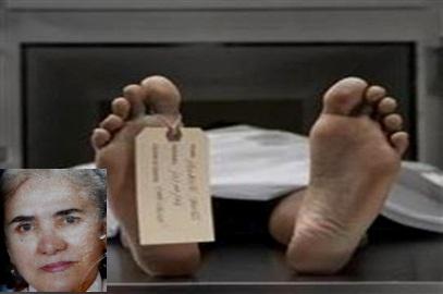 Bebek saatlerce cesetle uyudu!