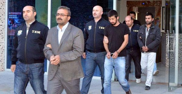 Balıkesir'de DYG-M operasyonu: 11 gözaltı!