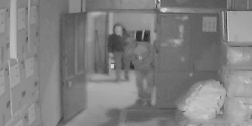 İstanbul'da 60 Bin Tl'lik Hırsızlık Kamerada