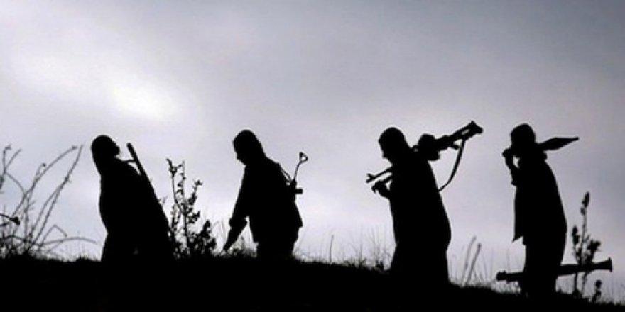 PKK kampından kaçtılar