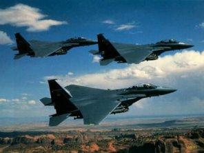 Türk savaş uçakları bombalamaya başladı!