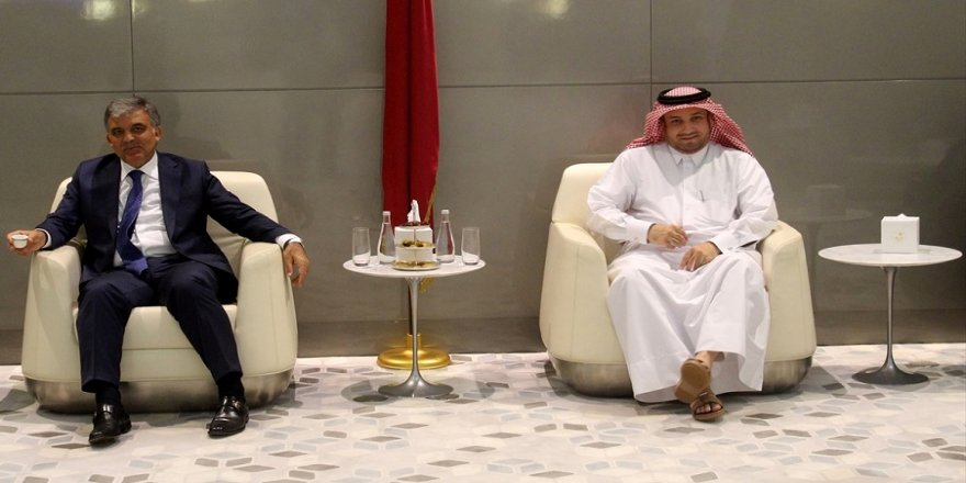 Abdullah Gül, Doha'da