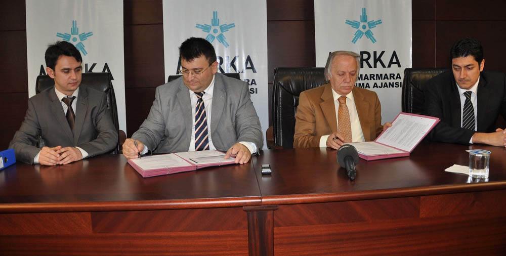 MARKA'dan Kocaeli'ne 51 bin TL''lik destek!