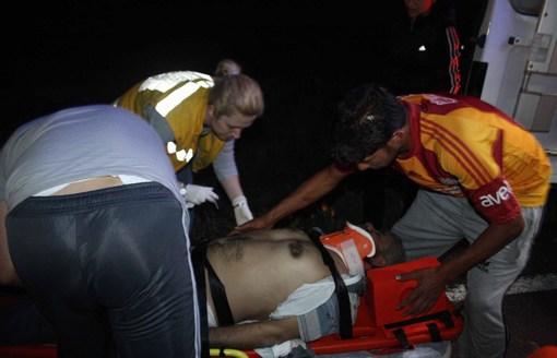 Keşan'da feci kaza: 1 ölü 1 yaralı!
