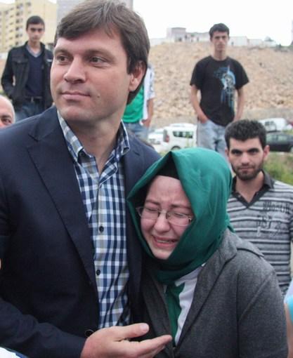Ertuğrul Sağlam hayranı gözyaşlarını tutamadı!