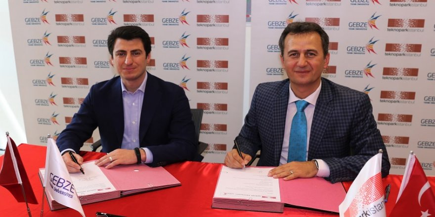 GTÜ ve Teknopark İstanbul, iş birliğine imza attı