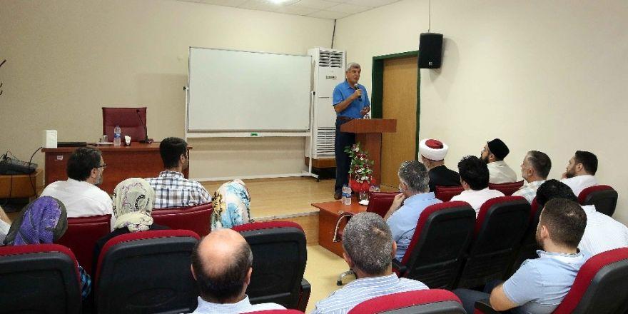 Başkan Karaosmanoğlu'ndan Dini Yüksek İhtisas Merkezi'ne Ziyaret