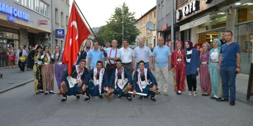 Altıeylül Korteji Bosna'da
